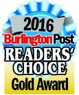 Burlington Post Readers' Choice 2016